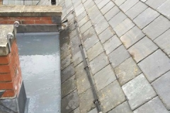 Replacing old EPDM rubber with new fibreglass (2)